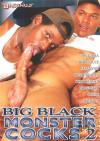 Big Black Monster Cocks 2 Boxcover