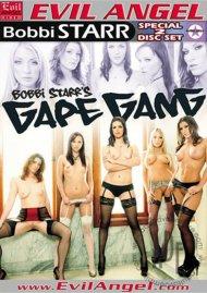 Bobbi Starr's Gape Gang Porn Video