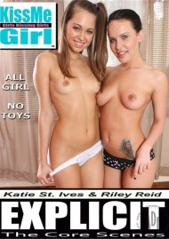 KissMe Girl Explicit: Katie St. Ives & Riley Reid Porn Video