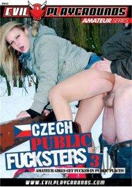 Evil Playgrounds - Czech Public Fucksters #3 Porn Video