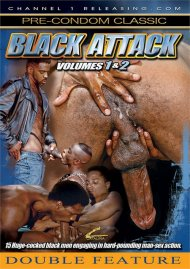 Black Attack Vols. 1 & 2 Porn Video