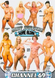 Body Builders Home Alone