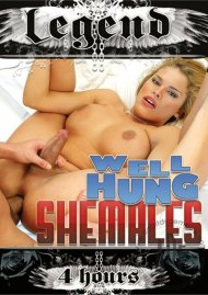 Well Hung Shemales Porn Video