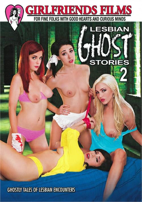Lesbian ghost sex