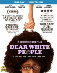 Dear White People (Blu-ray + UltraViolet) Gay Cinema Movie