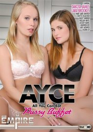 AYCE: All You Can Eat Pussy Buffet Porn Video