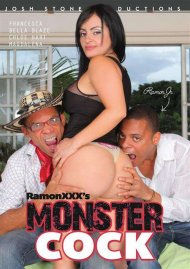 Ramon XXX's Monster Cock Porn Video