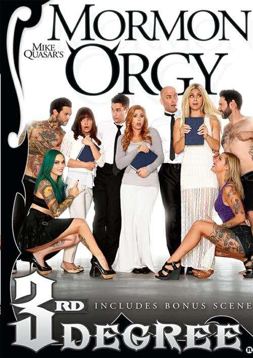 Mormon orgie