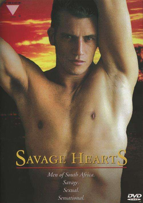 Savage Hearts Boxcover
