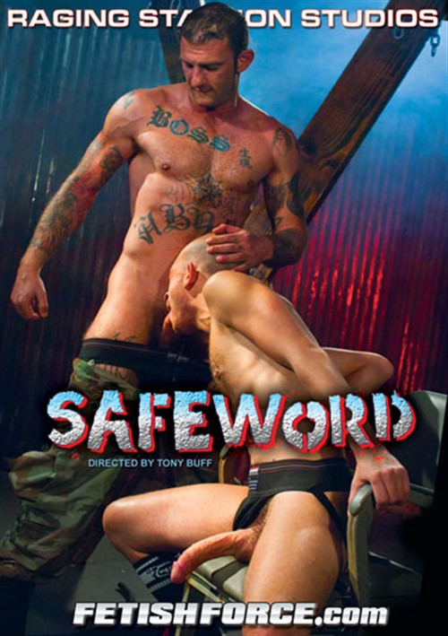Safeword Race Cooper Adam Herst Fetish Force