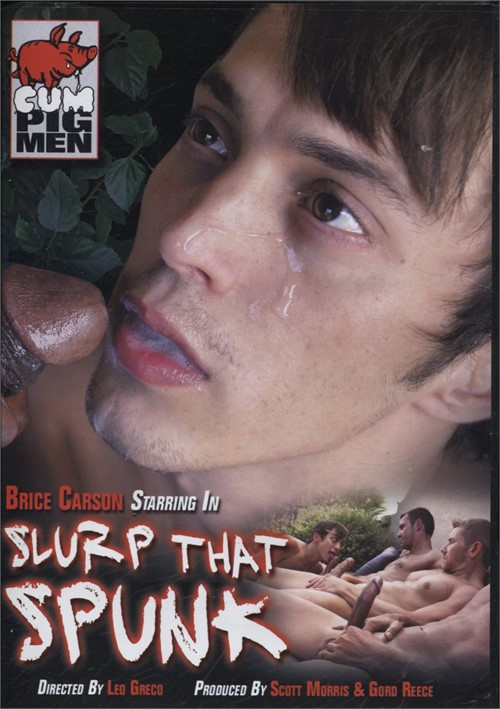 Slurp That Spunk Boxcover