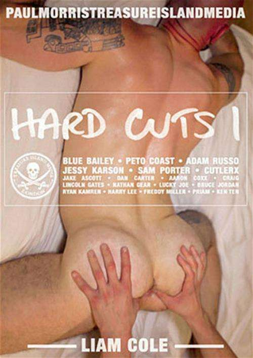 Hard Cuts 1 Cover Front