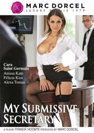 My Submissive Secretary image