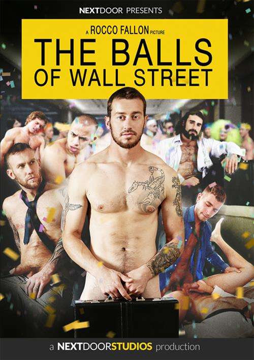 Balls of Wall Street, The Boxcover
