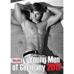 Young Men of Germany 2017 Calendar Sex Toy