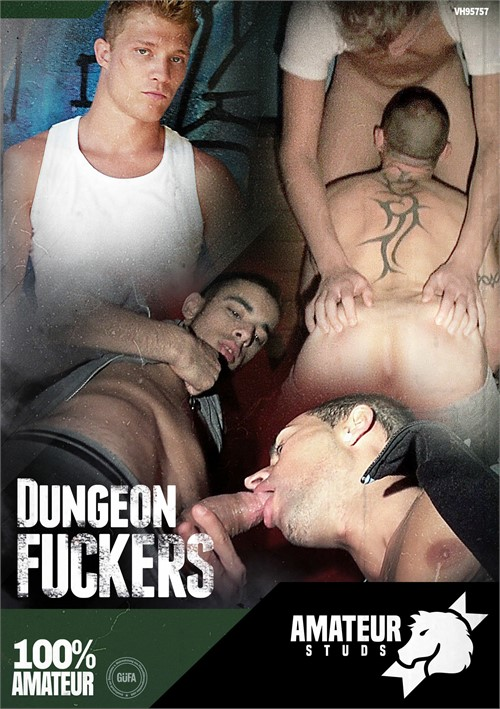 Dungeon Fuckers Boxcover