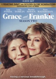 Grace And Frankie: Season Two Porn Movie