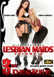 Lesbian Maids Volume 2 Porn Video