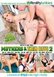 Mothers & Their Boys 2 Porn Video