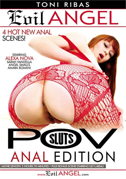 POV Sluts: Anal Edition