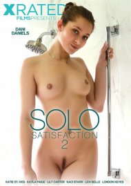 Solo Satisfaction 2 porn video from X Rated Films.