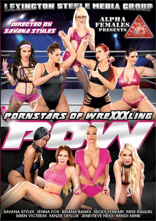 Pornstars Of WreXXXling POW