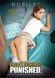Bad Teens Punished Vol. 4
