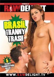 Brasil Tranny Trash Porn Video