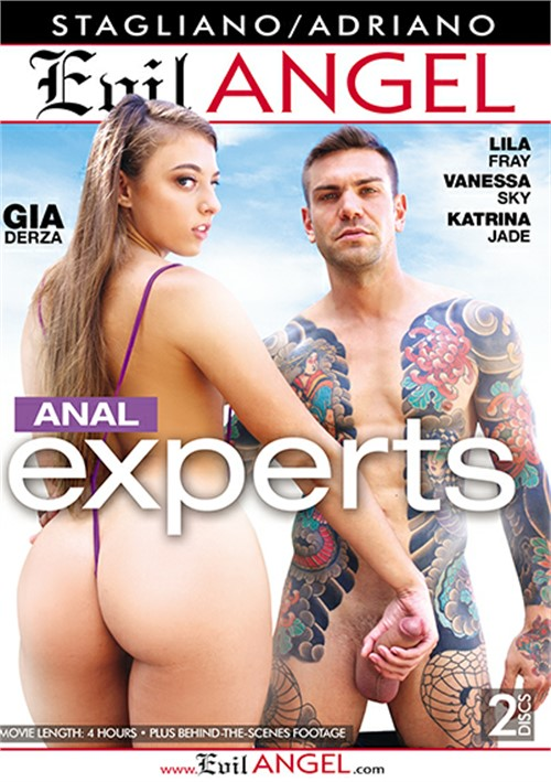 Anal Experts porn video