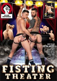 Fisting Theater gay porn VOD from Club Inferno