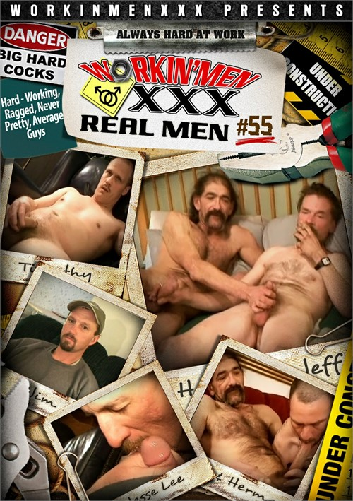 Real Men 55 Boxcover