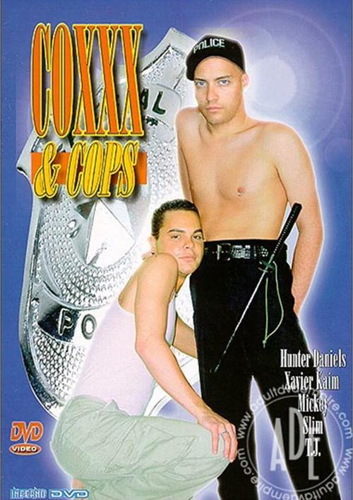 Coxxx & Cops Boxcover
