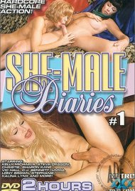 She-Male Diaries #1 Porn Video