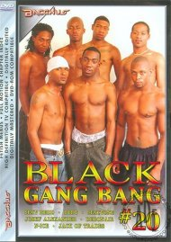 Black Gang Bang #20 Porn Movie