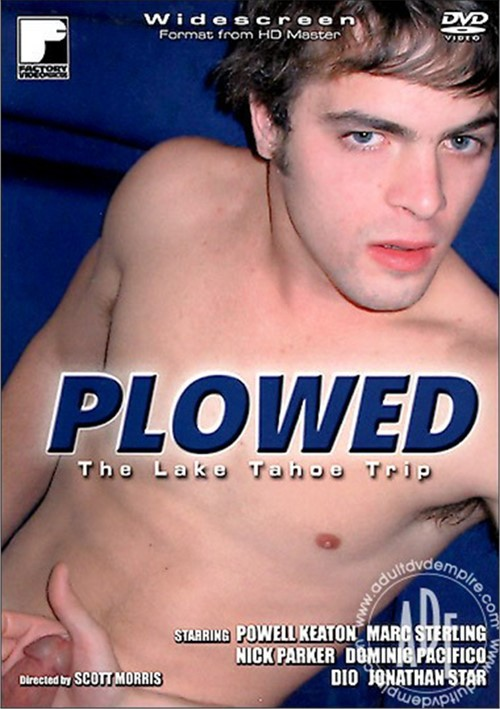 Plowed: The Lake Tahoe Trip Boxcover