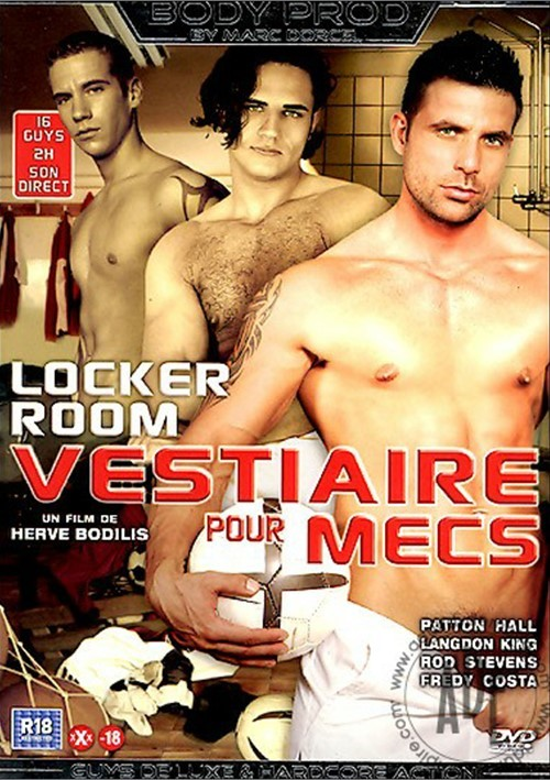 Locker Room Vestiaire Pour Mecs aka Score Cover Front