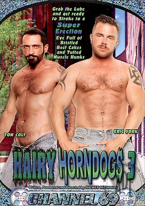Hairy Horndogs #3 Boxcover