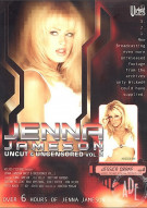Jenna Jameson: Uncut & Uncensored Vol. 2 Porn Video