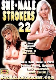 She-Male Strokers 22 Porn Movie