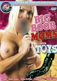 Big Boob Moms With Toys image