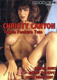 Christy Canyon Triple Feature 2