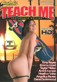 Teach Me - Skateboard Edition Porn Video