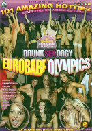 Drunk Sex Orgy: Eurobabe Olympics Porn Video