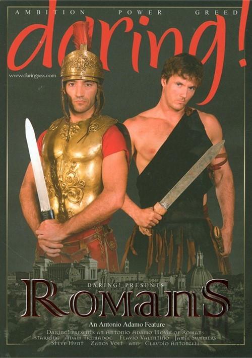 Romans Boxcover