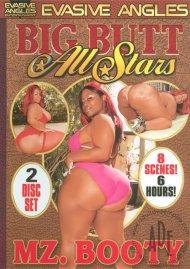 Big Butt All Stars: Mz. Booty Porn Movie