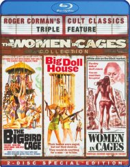 Big Bird Cage, The / Big Doll House / Women In Cages (The Women In Cages Collection) Blu-ray Movie