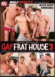 Gay Frat House 3 Porn Movie