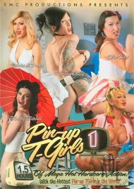 Pin-Up T-Girls Porn Video