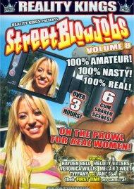Street Blowjobs Vol. 8