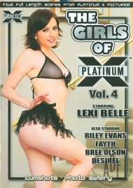 Girls Of Platinum X Vol. 4, The Porn Video